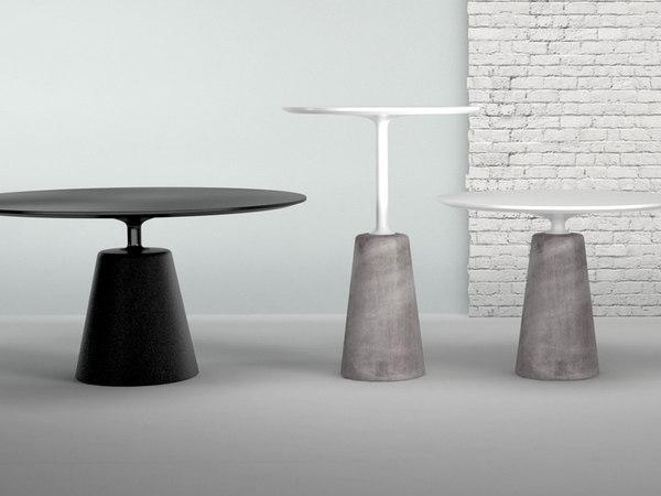 rock table model