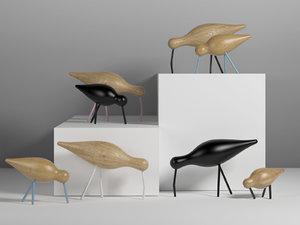 wooden toys 3D model