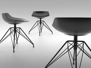 3D flow stool lem 4-44