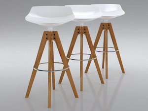 3D flow stool vn 4-78 model