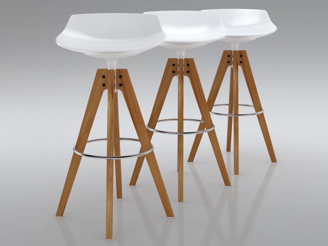 3D flow stool vn 4-78 model