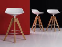 flow stool vn 4-65 3D model