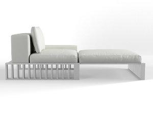 3D docks 10 model