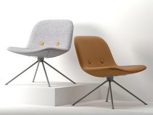 3D eyes lounge ej 3-x model
