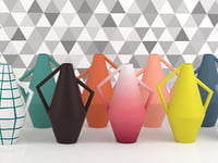vases spotti 3D model