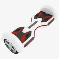 3D gyroscooter