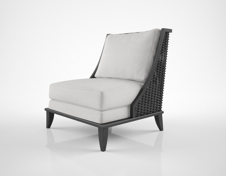3D laura wilkinson valke chair