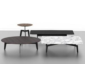 3D tribeca tables