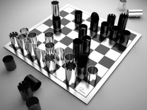 3D yap chess