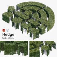 hedge h model