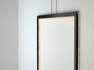 framed square 3D model
