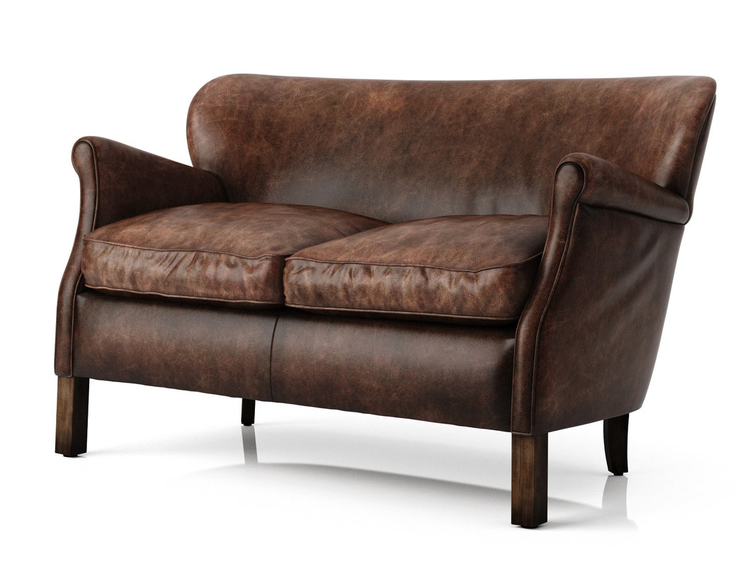 professor s leather double model