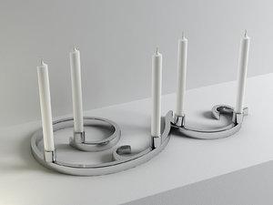 von erlach ii 3D model