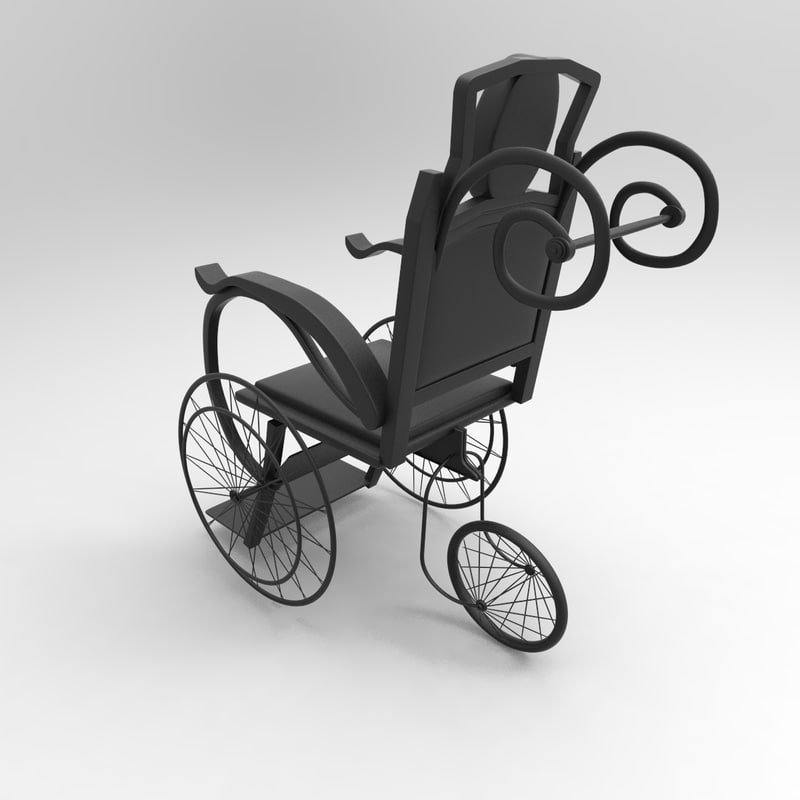 wheel chair model