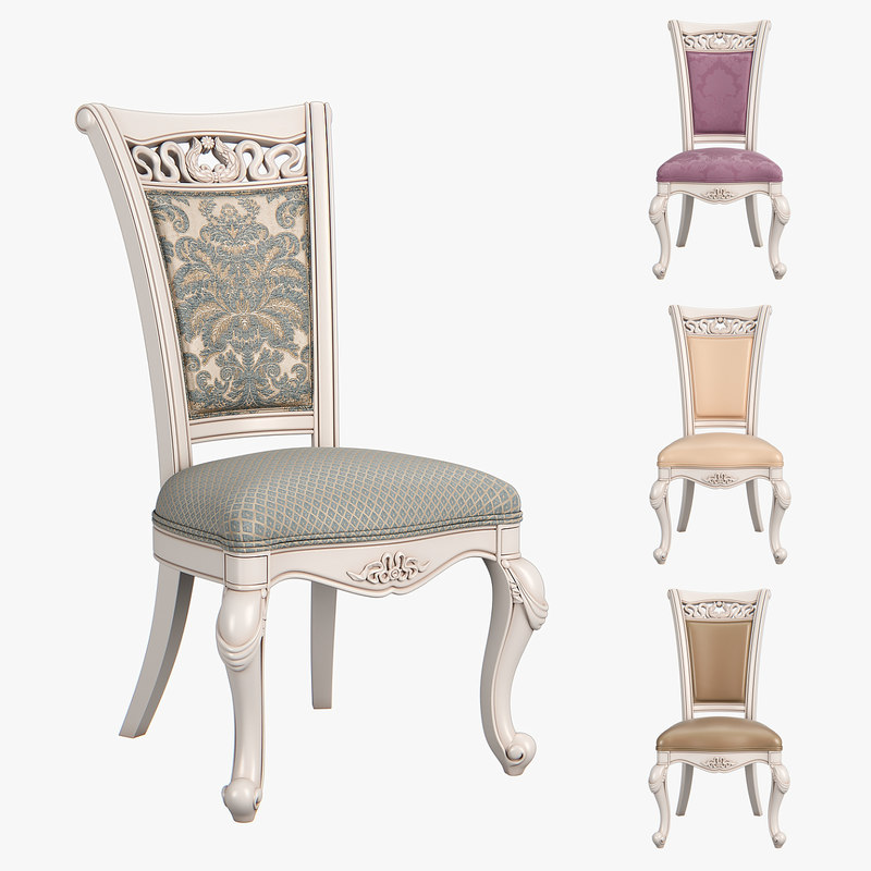 3D 230 carpenter dining chair