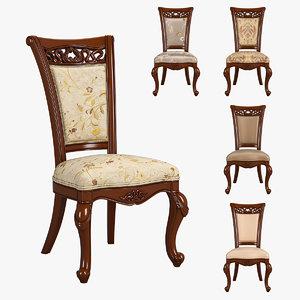 230-1 carpenter dining chair model
