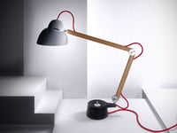 3D studioilse table lamp model