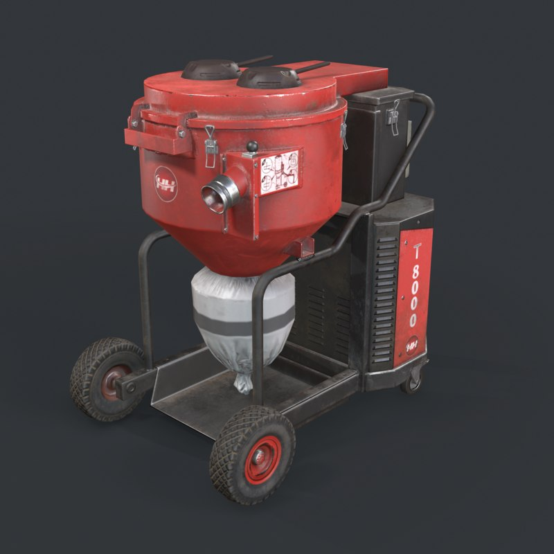 pullman ermator t6000 3D model