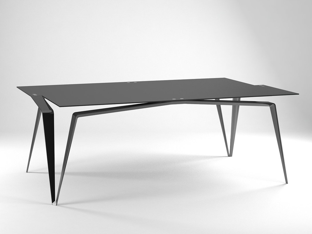 3D panther table