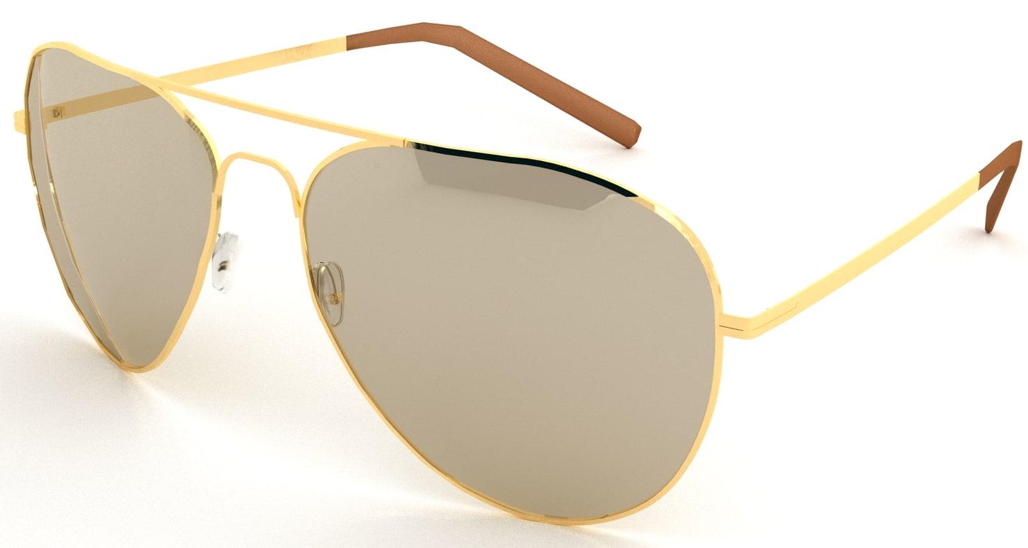 sunglasses aviator model