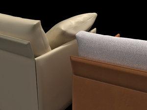 grantorino armchair 3D