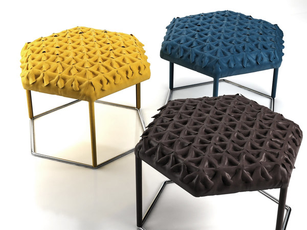 3D hive b model