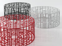 3D kub moroso