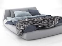big bed 02 3D