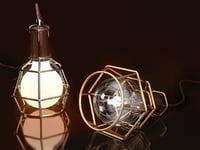 work lamp 3D model