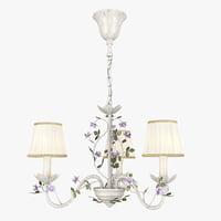 3D chandelier 785030 aiola lightstar