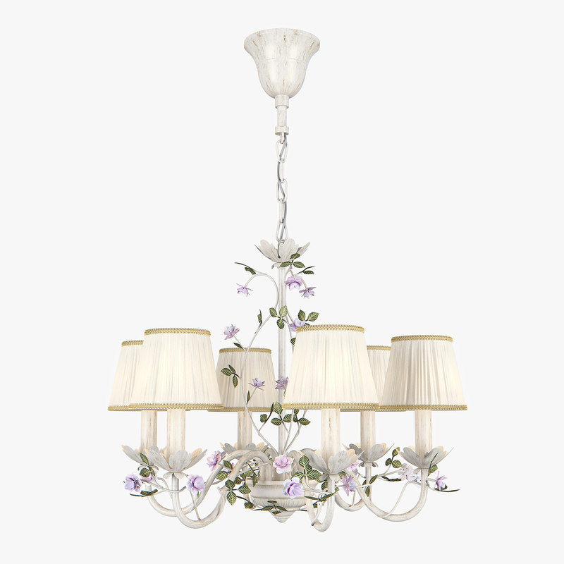 chandelier 785060 aiola lightstar model