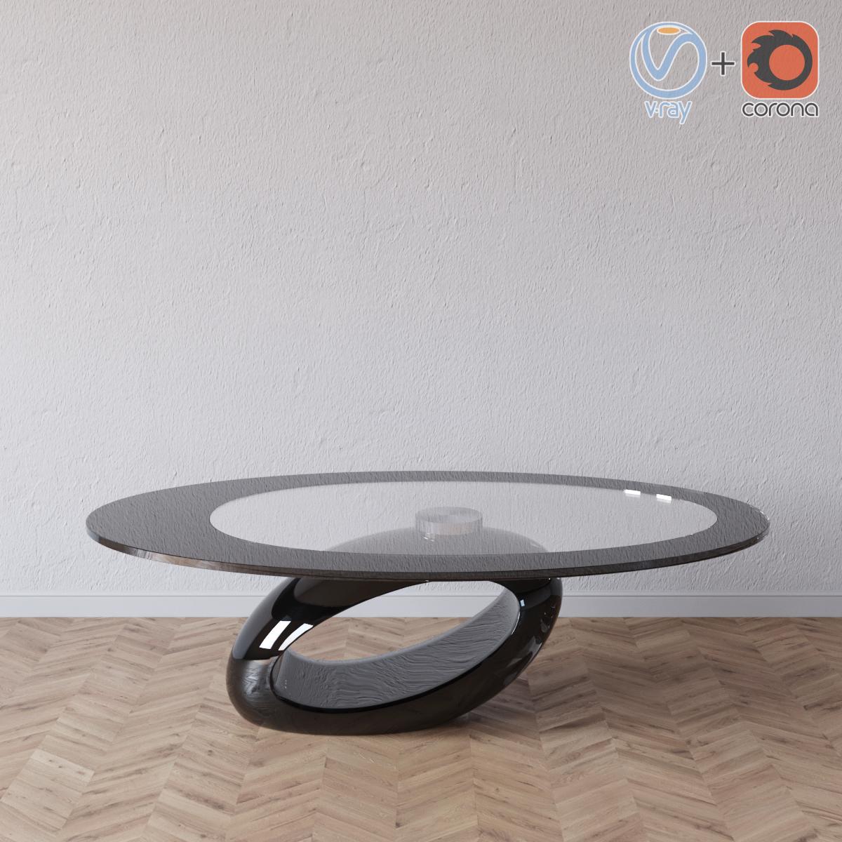 Tavolino Dubai Tonin Casa.Tonin Casa Tavolini Dubai 6608