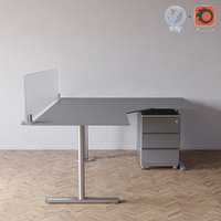 Topdeq FlexLine Office System