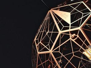 3D model etch web