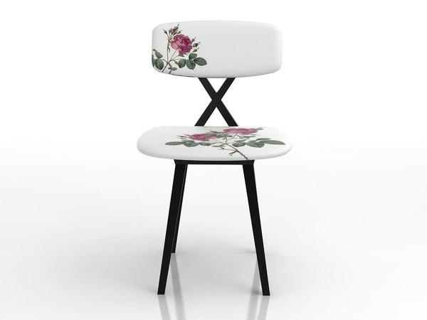 3D 5 o clock chair