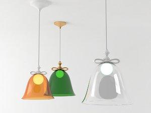bell lamp 3D model
