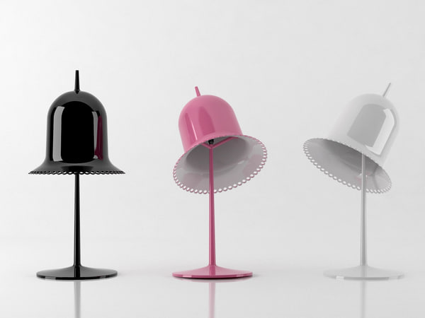 lolita table 3D model