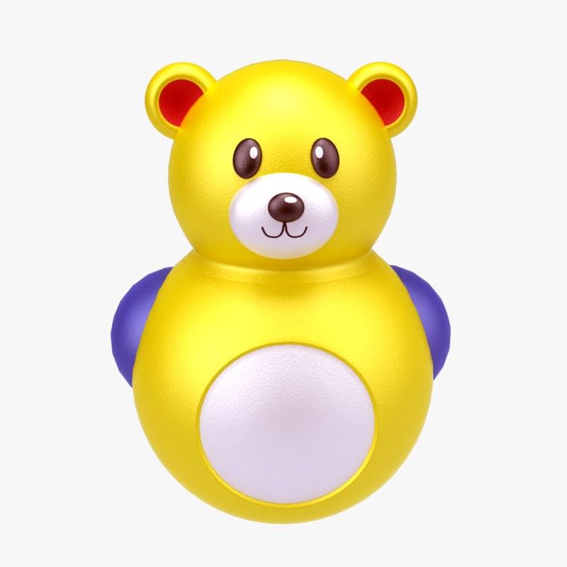 3D children s toy