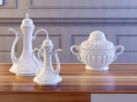ornament vases 3D