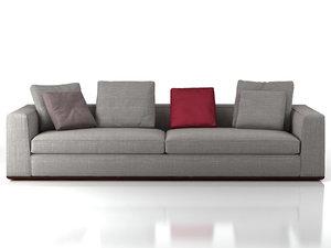 powell sofas 3D