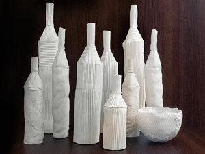cartoccio ceramics 3D model