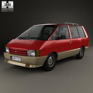 renault espace 1984 model
