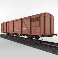 boxcar model