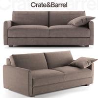 3D model sofa cb