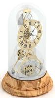 glass clock dome model