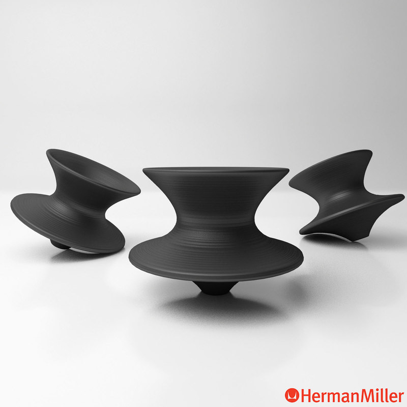 ... 3D Hermanmiller Magis Spun Chair Model ...