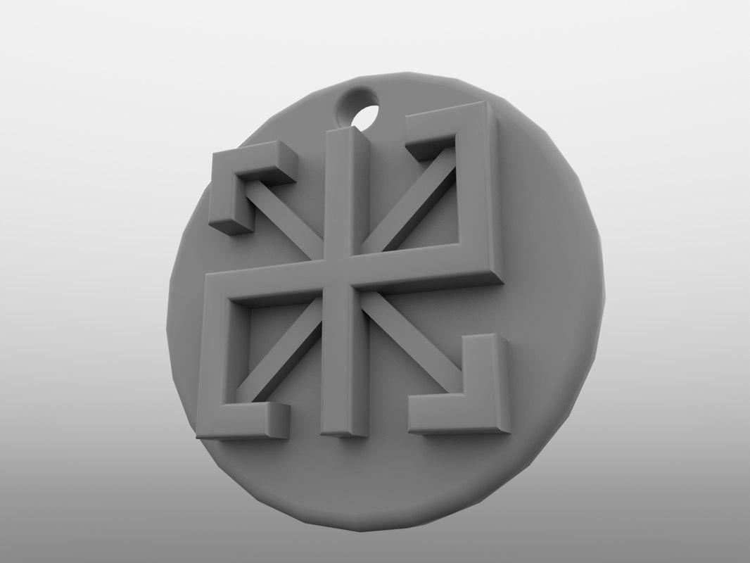 Slavic amulet radinec