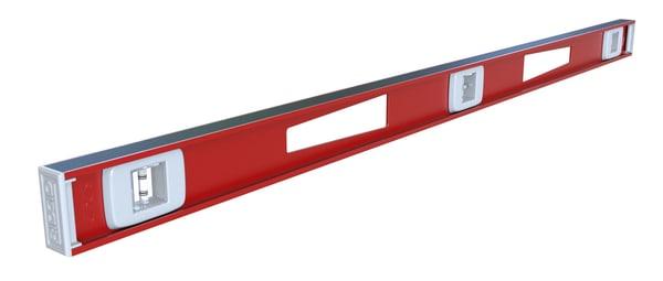 ridgid aluminum level 3D model