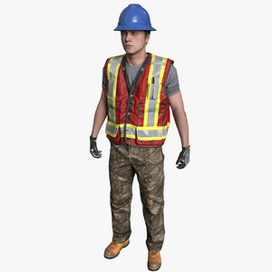 vr carhartt workcamo model