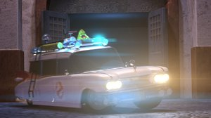 ecto1 ghostbusters 3D model